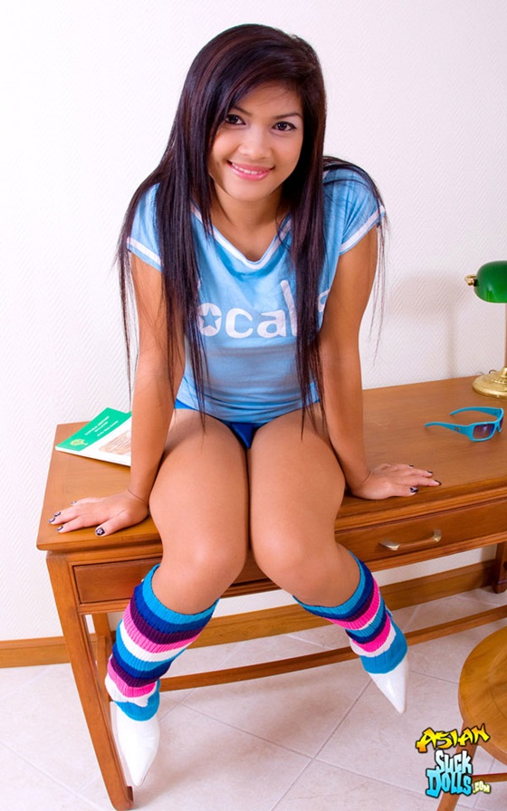 Asian Candy Doll Girls