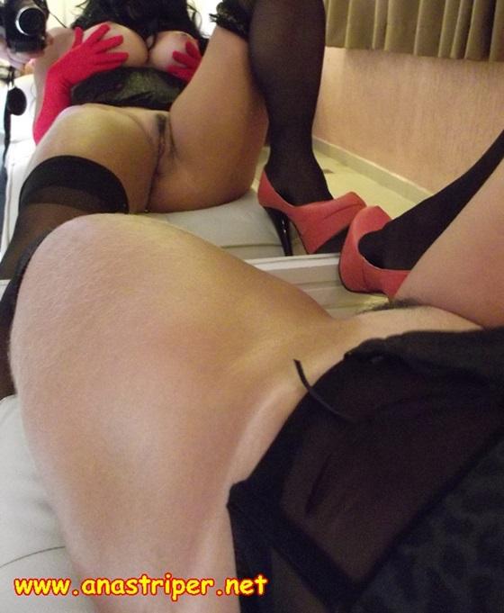 Nudelícias #44 - Ana web stripper