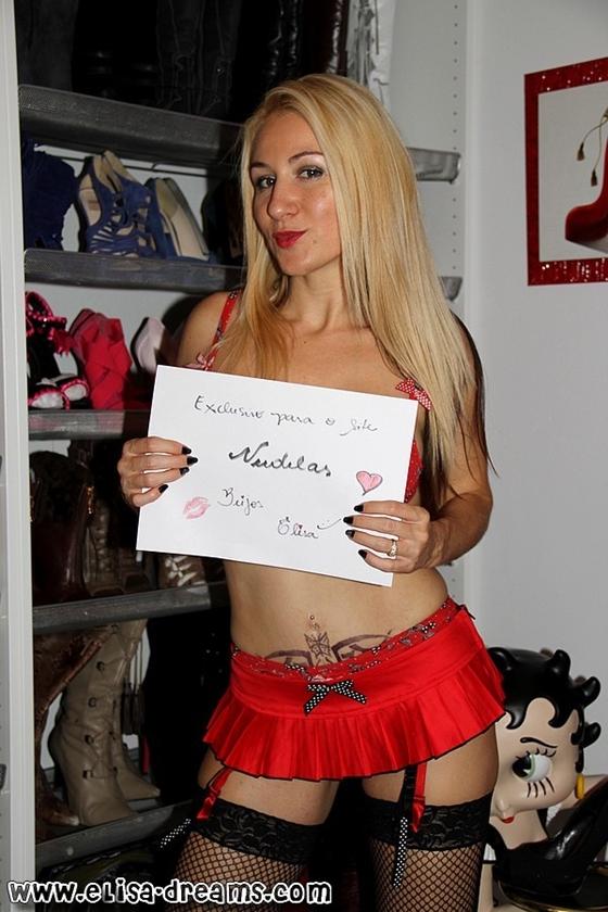 Elisa Dreams - Nudelícia #55