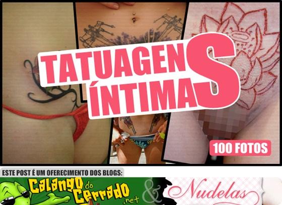 0 Tatuagens Íntimas