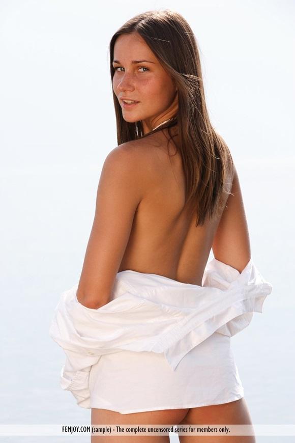 loira gostosa linda praia nudelas top1 Dana