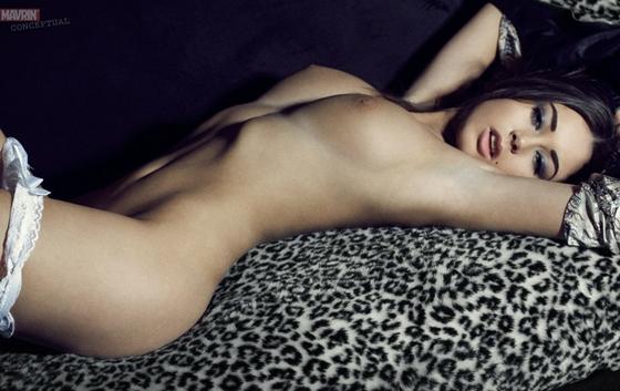 Diana Melison morena linda