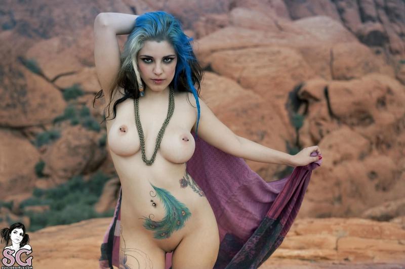 Girls nude suicide Euphemia