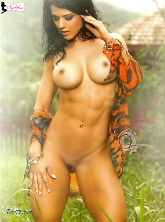eva andressa revista sexy