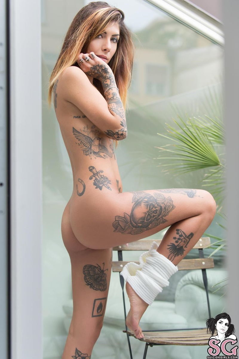 Apologise, but, Suicide girl rosy naked opinion you