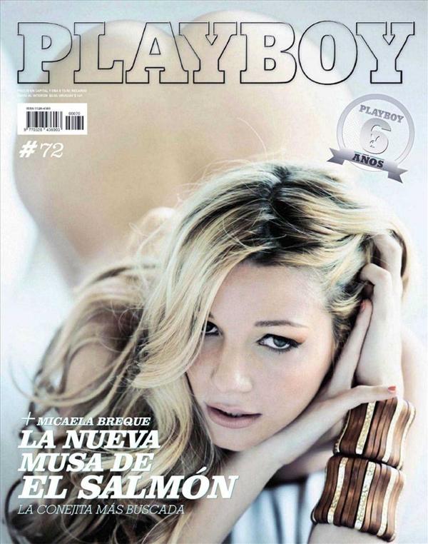 Micaela Breque Playboy Argentina