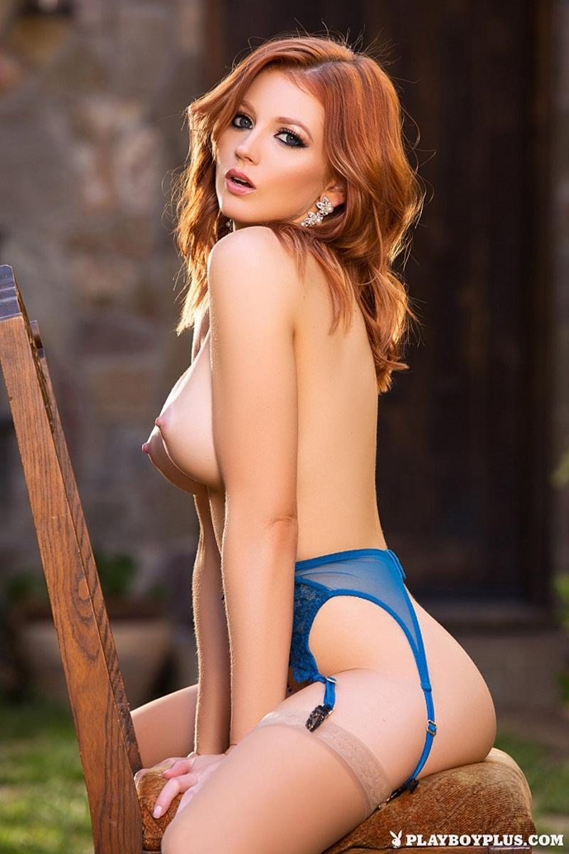 Redhead Playboy