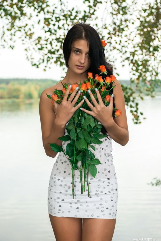 flores maravilhosa delicia gostosa morena nudelas buceta1 Pura beleza