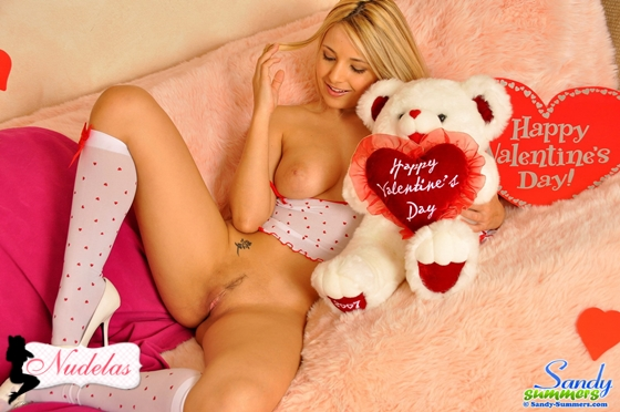 Sandy Summers Valentine