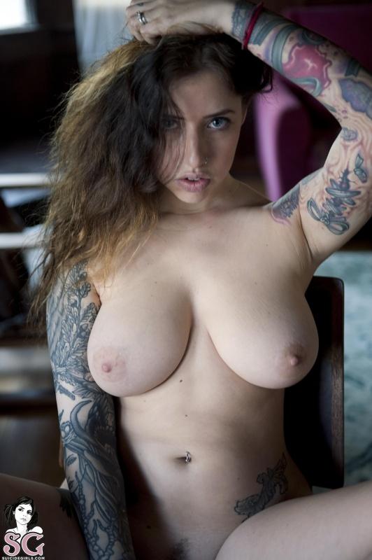 Suicide nude sash girls