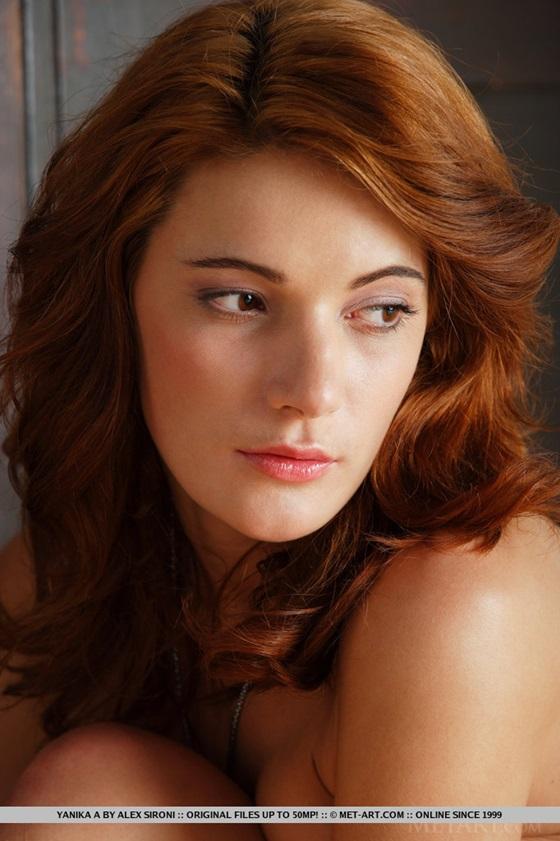 ruiva linda sexy nudelas delicia1 Yanika