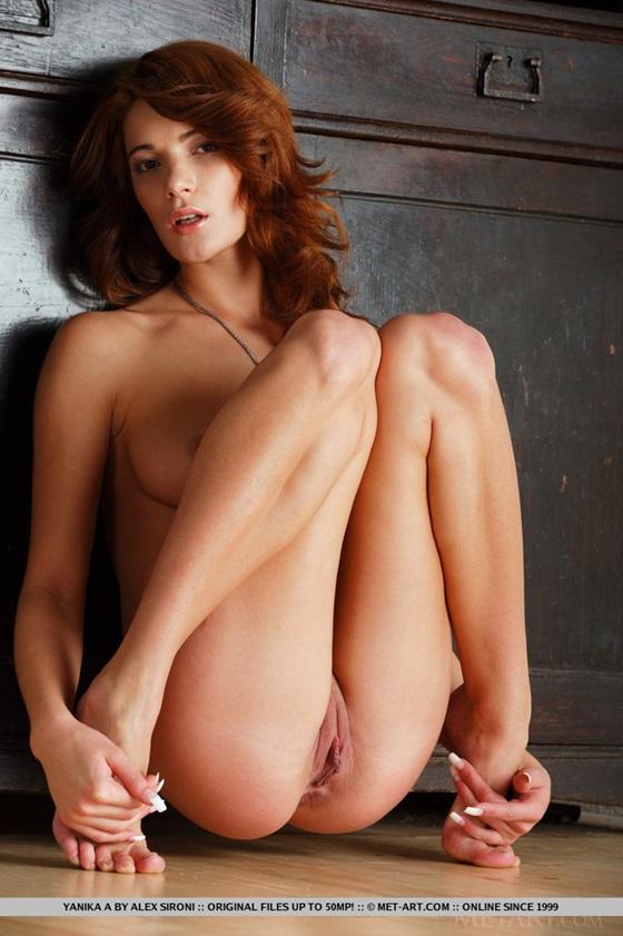 ruiva linda sexy nudelas delicia10 Yanika