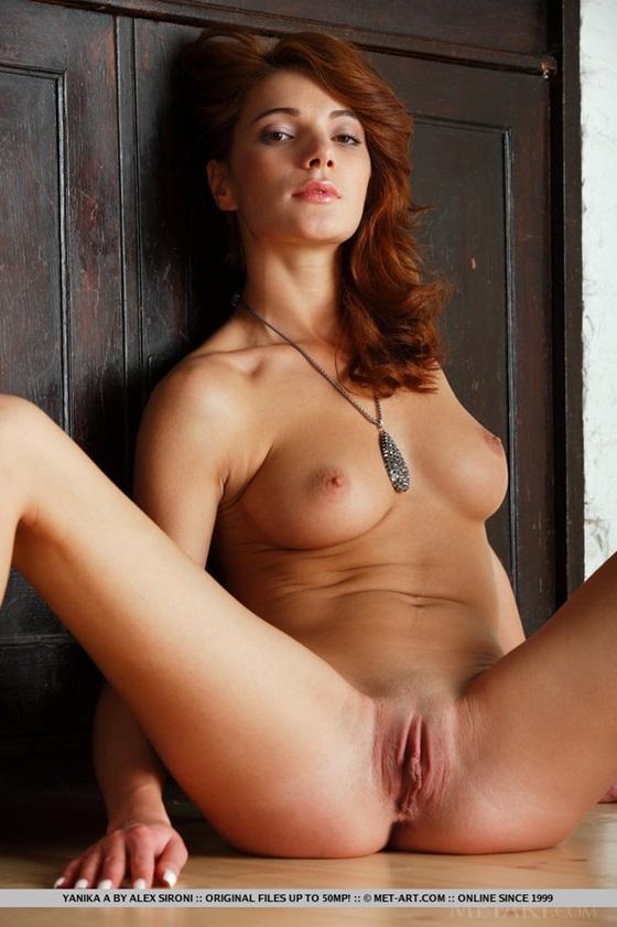 ruiva linda sexy nudelas delicia13 Yanika