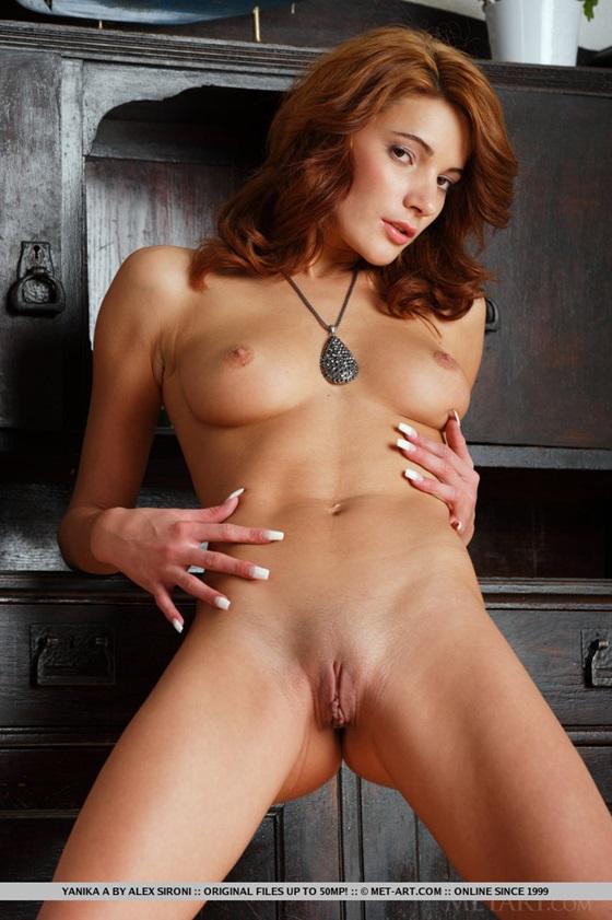 ruiva linda sexy nudelas delicia4 Yanika