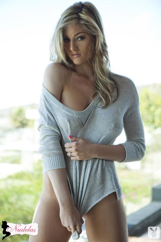 Katie Vernola Loira Linda Playboy