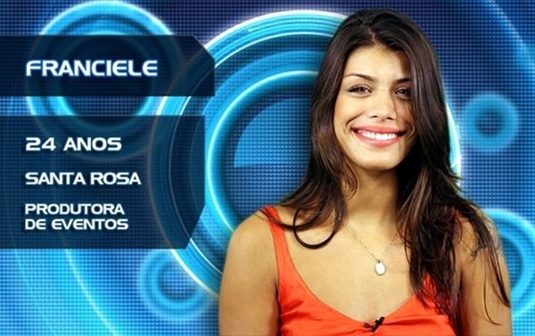 franciele do BBB14 caiu na net 1 Sósia da Franciele do BBB14 caiu na net